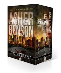 Asher Benson Thriller Series: Books 1-3