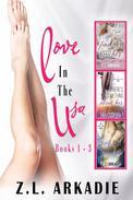 LOVE in the USA Series (Contemporary Romance, Books 1-3)