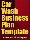 Car Wash Business Plan Template (Including 6 Special Bonuses)