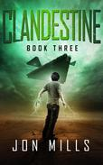 Clandestine (Undisclosed Trilogy, Book 3)