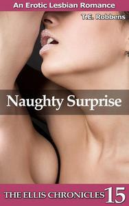 Naughty Surprise: An Erotic Lesbian Romance
