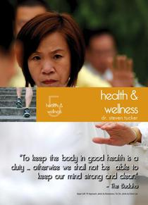 Living in Singapore: Fourteenth Edition Reference Guide - Health & Wellness