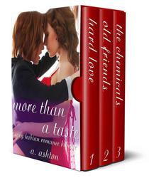 More Than A Taste: Sexy Lesbian Romance Bundle