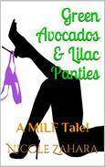 Green Avocados & Lilac Panties