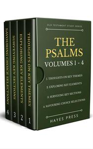 The Psalms: Volumes 1-4 Boxset