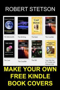 Make Your Own Free Kindle Book Covers