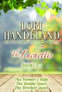 The Luchettis: Books 1-3