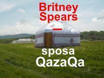Britney Spears - sposa QazaQa