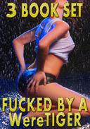 Fucked By A WereTiger - Box Set (Pounded Hard, Face Fucking, Creampie, Paranormal Shifter, Rough Hardcore Explicit)