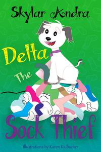 Delta the Sock Thief