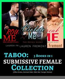TABOO: Submissive Female Collection: 3 Books in 1