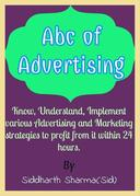 ABC of Advertising