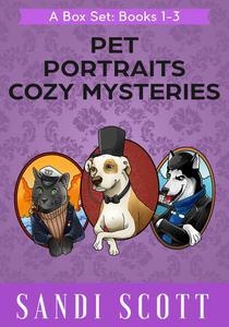 Pet Portraits Cozy Mystery Box Set
