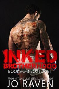 Inked Brotherhood Bundle (Books 1-3)
