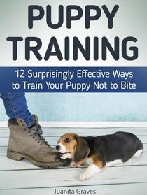 Puppy Training: 12 Surprisingly Effective Ways to Train Your Puppy Not to Bite