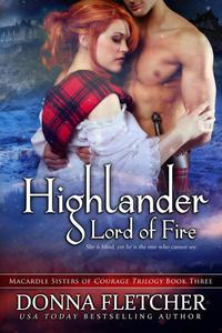 Highlander Lord of Fire
