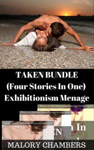 Taken Bundle (Four Stories In One)