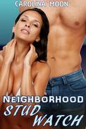 The Neighborhood Stud Watch (MF Cougars Erotica)