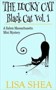 The Lucky Cat - Black Cat Vol. 1 - A Salem Massachusetts Mini Mystery