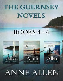 The Guernsey Novels :  Books 4-6