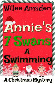 Annie's 7 Swans A Swimming