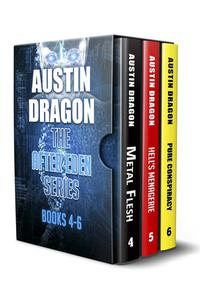 The After Eden Series Box Set (Books 4-6)