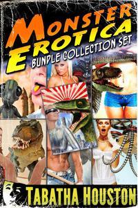 Monster Erotica Bundle Collection Set