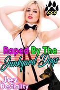 Raped by the Junkyard Dogs: Brutus's Bitch HARDCORE RAPE Bestiality Zoophilia Forced Impregnation Dog Sex Dog Tying Bestiality Dog Knotting Bestiality Erotica