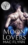 Moon Lovers Box Set (BBW Werewolf Romance)