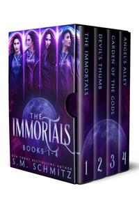 The Complete Immortals Series Boxset