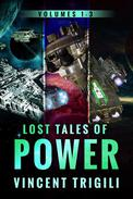 The Lost Tales of Power: Volumes 1-3