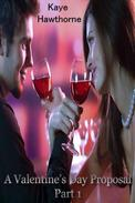 A Valentine's Day Proposal Part 1
