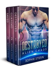 Alien Chaos: A Sci-Fi Alien Romance Bundle