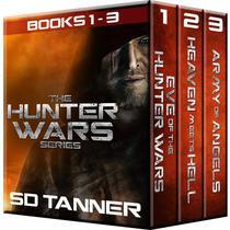 Hunter Wars Series (Books 1 - 3)