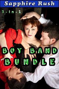 Boy Band Bundle (bisexual MMF threesome)