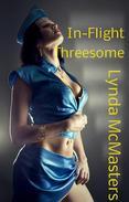 In-Flight Threesome (Fantasy MFF Threesome Erotica)