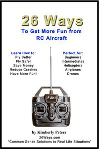 26 Ways to Get More Fun from RC Aircraft