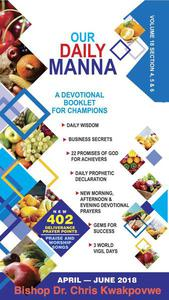 Our Daily Manna April - June 2018