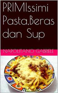 Primissimi Pasta,beras Dan Sup