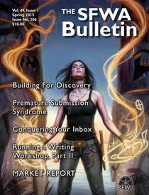 The SFWA Bulletin, Issue 206