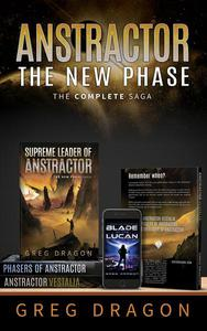 Boxed Set: Anstractor The New Phase Complete