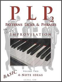 PLP 2 Patterns, Licks & Phrases