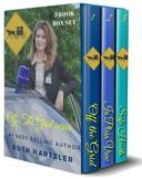 Amish Safe House: Amish Mystery Romance: 3 Book Box Set