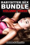 Babysitter Sex Bundle - Volume 3