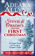 Stevie and Orson's First Christmas