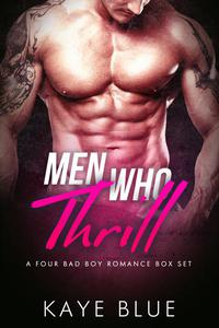 Men Who Thrill: Collection