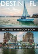 Destin FL High Res Photo Book : Mini Look Book - Beautiful Pictures