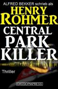 Central Park Killer: Thriller