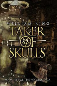 Taker of Skulls (Kormak Book Five)