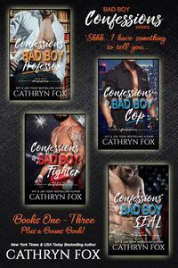 Confessions: Book 1-3 plus Bonus Book